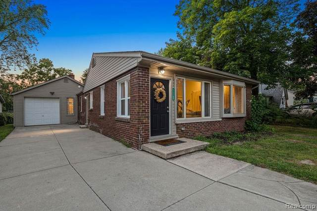11160 Polk Street, Taylor, MI 48180 (#2200070075) :: Duneske Real Estate Advisors