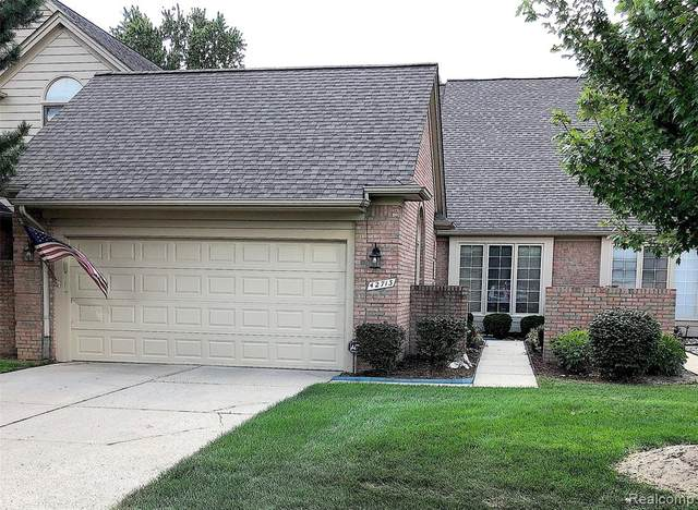 42713 Jason Court #110, Sterling Heights, MI 48313 (#2200070196) :: GK Real Estate Team