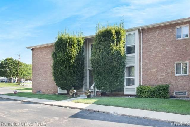 755 Randolph St 126, Northville, MI 48167 (#2200070280) :: Duneske Real Estate Advisors