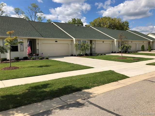1871 Stoldt Avenue, Imlay City, MI 48444 (#2200070283) :: Robert E Smith Realty