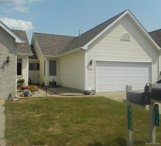 9110 Emily Drive, Davison Twp, MI 48423 (#2200070641) :: GK Real Estate Team