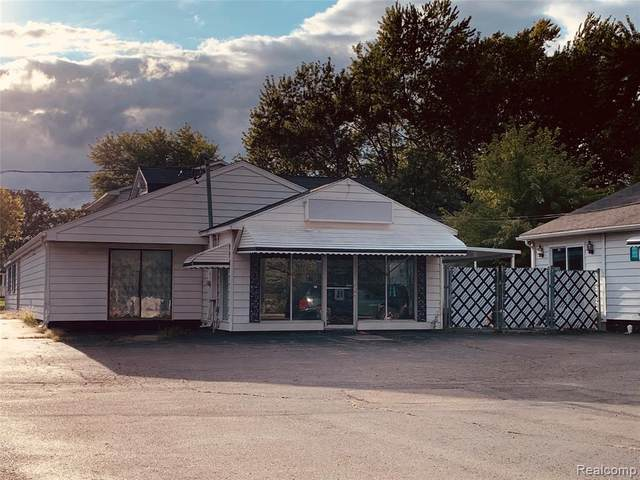 919 N State Road, Davison, MI 48423 (#2200070700) :: The BK Agency