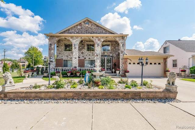 7740 Ternes Street, Dearborn, MI 48126 (#2200070717) :: GK Real Estate Team
