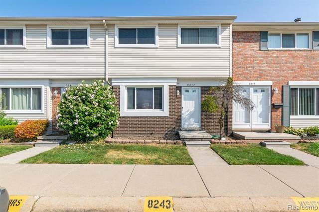 8243 Dartmouth, Warren, MI 48093 (#2200070772) :: Novak & Associates