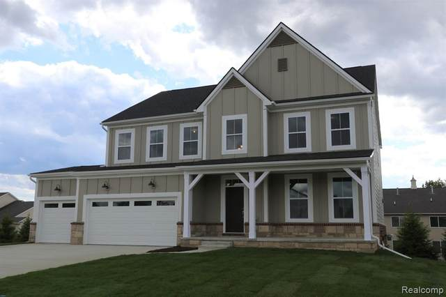24283 Bay Laurel Lane, Lyon Twp, MI 48178 (#2200071030) :: GK Real Estate Team