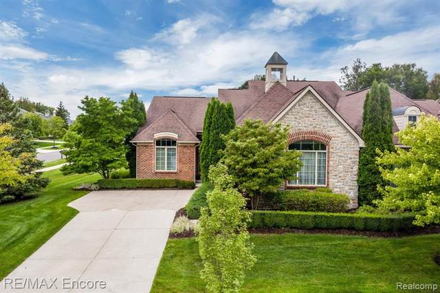 7107 Talnuck Court, Independence Twp, MI 48348 (#2200071229) :: The Mulvihill Group