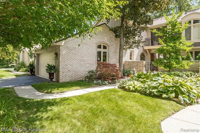 1468 Timberview Trail, Bloomfield Twp, MI 48304 (#2200071244) :: The Mulvihill Group