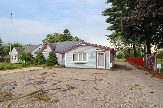 8543 N Inkster Road, Westland, MI 48185 (#2200071323) :: GK Real Estate Team