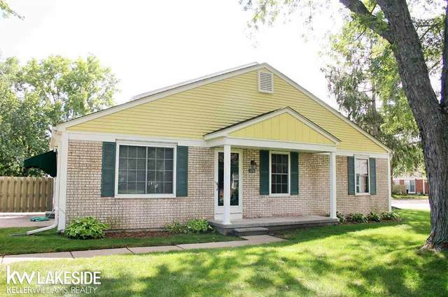 24700 Spring Ln, Harrison Twp, MI 48045 (#58050022223) :: Novak & Associates