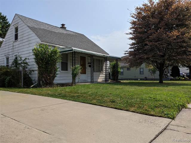 6130 N Gulley Road, Dearborn Heights, MI 48127 (#2200071361) :: BestMichiganHouses.com