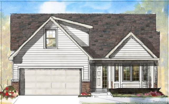 816 Nelsons Ridge, Howell, MI 48843 (#2200071438) :: The Mulvihill Group
