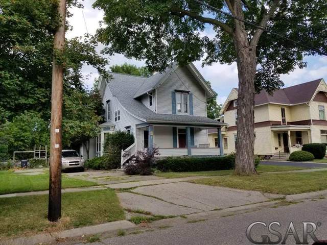 617 N Water, Owosso, MI 48867 (MLS #60050022253) :: The John Wentworth Group