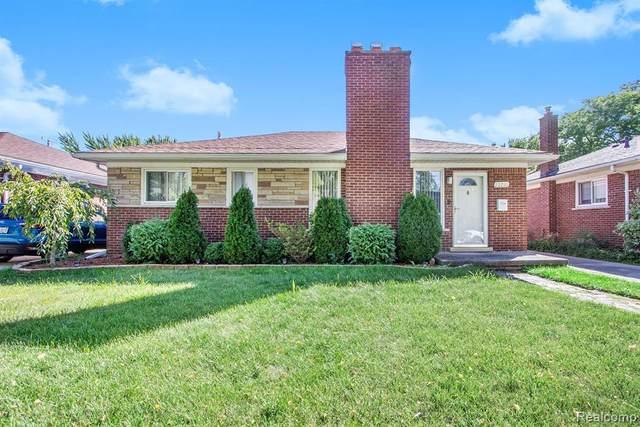 22736 Rosedale Street, Saint Clair Shores, MI 48080 (#2200071480) :: Novak & Associates