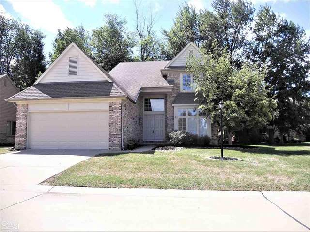 52155 Wolcot Ct., Macomb Twp, MI 48042 (#58050022266) :: The Mulvihill Group