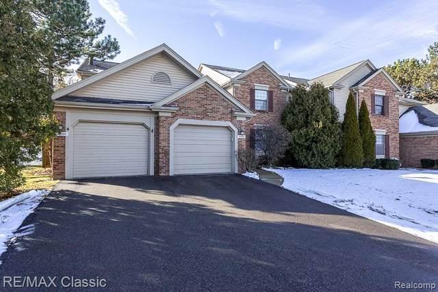 37031 Ridgedale Court, Farmington Hills, MI 48331 (#2200071736) :: Novak & Associates