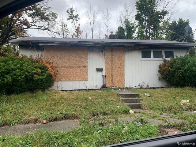 911 Downey Street, Flint, MI 48503 (#2200072020) :: Novak & Associates