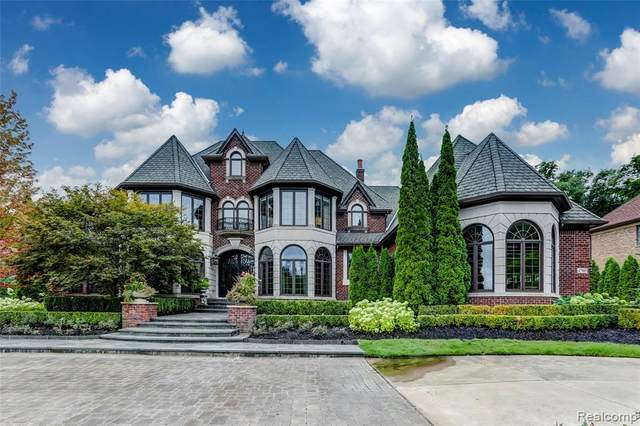 47885 Bellagio Court, Novi, MI 48167 (#2200072024) :: Duneske Real Estate Advisors