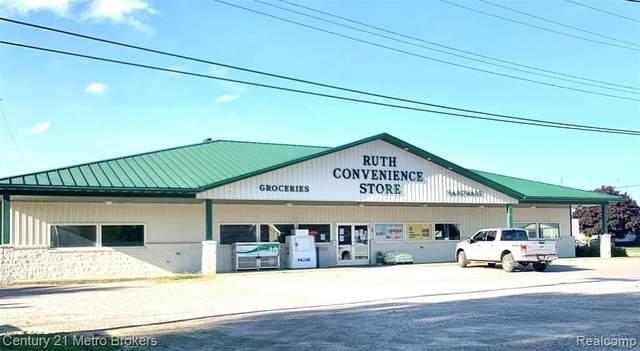 4506 Ruth Road, Sherman Twp, MI 48470 (#2200072061) :: Novak & Associates