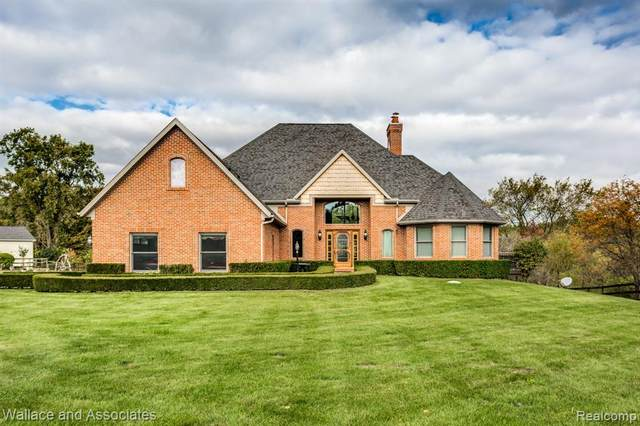 5710 Jeddo Road, Grant Twp, MI 48032 (#2200072067) :: The Merrie Johnson Team