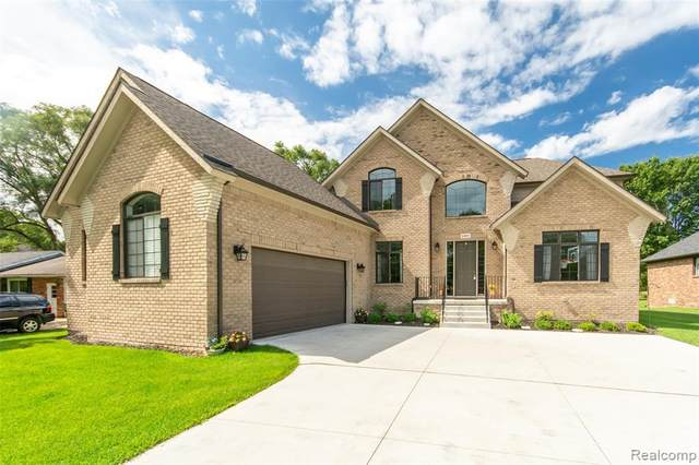 53871 Jewell Road, Shelby Twp, MI 48315 (#2200072079) :: GK Real Estate Team