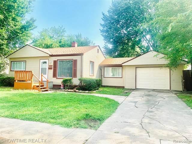 14004 Hendricks Drive, Warren, MI 48089 (#2200072085) :: Duneske Real Estate Advisors
