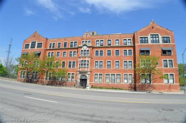 6533 E Jefferson Avenue, Detroit, MI 48207 (#2200072100) :: GK Real Estate Team
