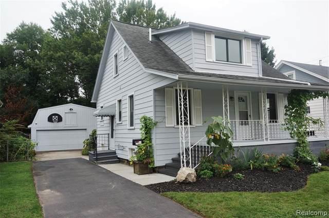 35543 John Street, Wayne, MI 48184 (#2200072142) :: Novak & Associates