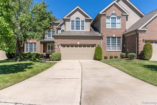 44610 N Broadmoor Circle, Northville Twp, MI 48168 (#2200072218) :: Duneske Real Estate Advisors