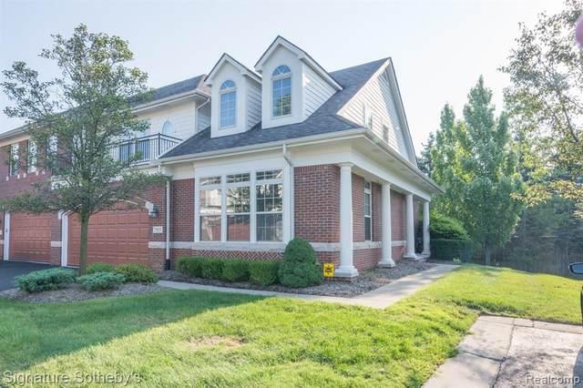 7305 Gateway Drive, West Bloomfield Twp, MI 48322 (#2200072223) :: GK Real Estate Team