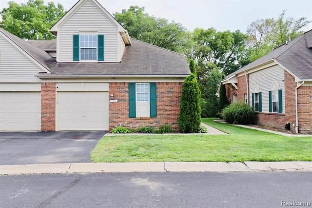 150 Legacy Park Circle, Dearborn Heights, MI 48127 (#2200072304) :: Duneske Real Estate Advisors