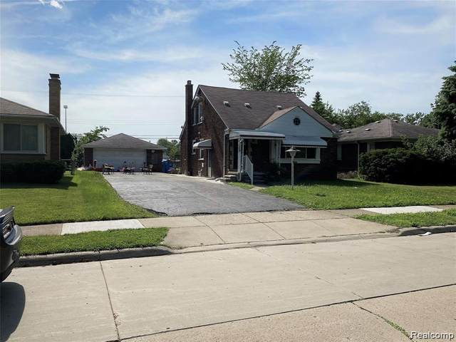 5743 N Highland Street, Dearborn Heights, MI 48127 (#2200072396) :: GK Real Estate Team