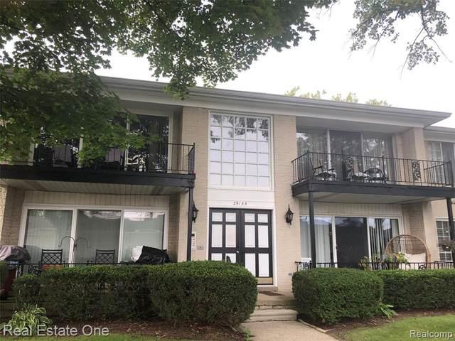 29135 Evergreen Rd # 19, Southfield, MI 48076 (#2200072399) :: Novak & Associates
