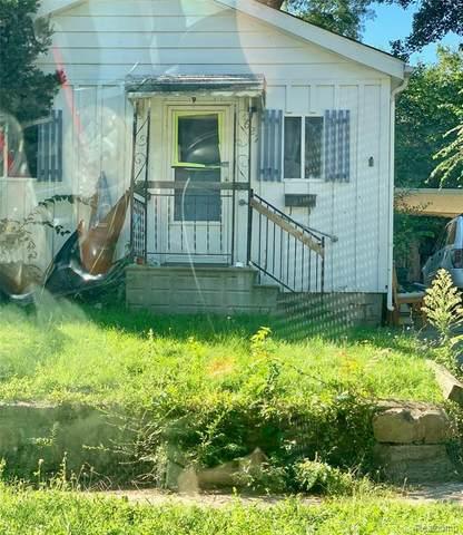 627 Simcoe Avenue, Flint, MI 48507 (#2200072400) :: BestMichiganHouses.com
