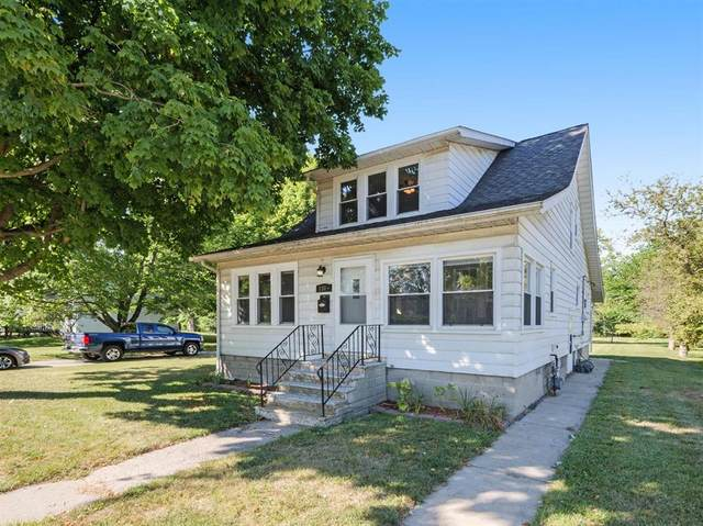 230 W Monroe Street, Dundee, MI 48131 (#543276069) :: GK Real Estate Team