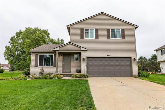 8952 Sunflower, Northfield Twp, MI 48189 (MLS #2200072635) :: The Toth Team
