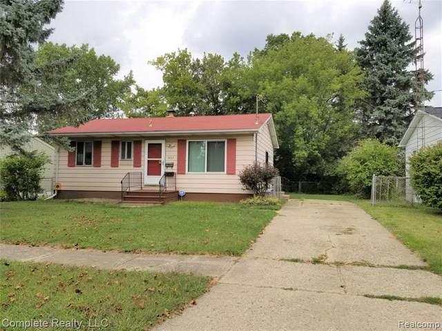 3823 Dolphaine Ln Lane, Flint, MI 48506 (#2200072654) :: The BK Agency