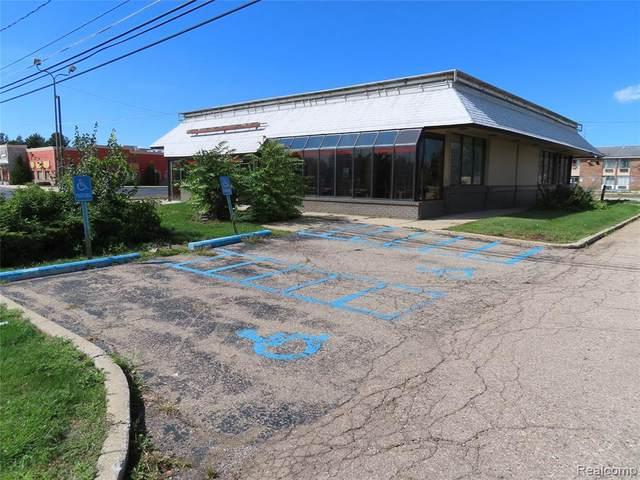 4408 W Pierson, Mt. Morris Twp, MI 48504 (#2200072655) :: GK Real Estate Team