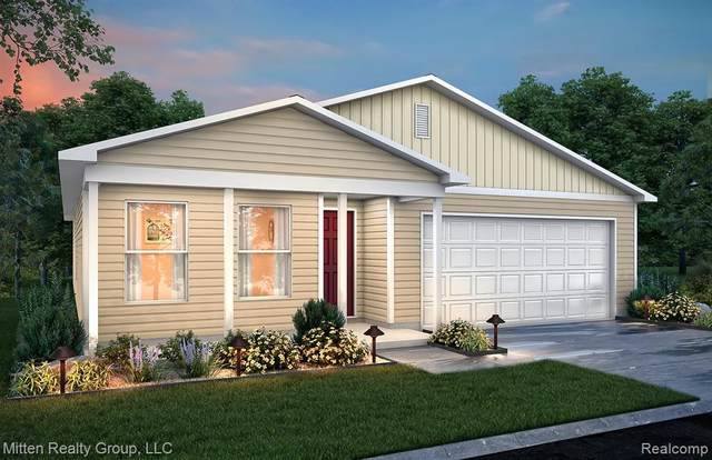 1664 Woodbridge Park Avenue, Mayfield Twp, MI 48446 (#2200072698) :: GK Real Estate Team