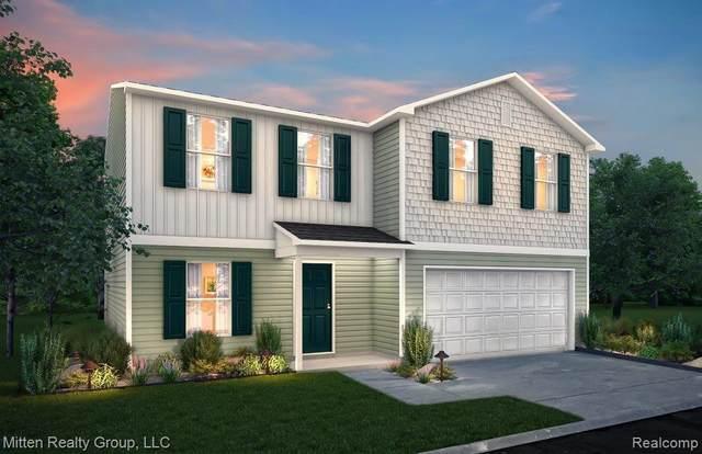 1658 Woodbridge Park Avenue, Lapeer, MI 48446 (#2200072709) :: GK Real Estate Team