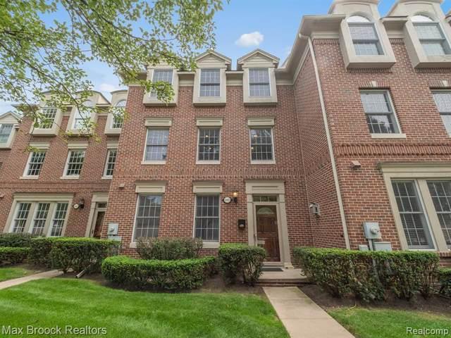 805 N Sherman Drive, Royal Oak, MI 48067 (#2200072821) :: Duneske Real Estate Advisors