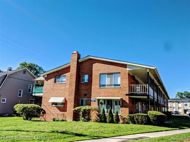 2119 Clawson Avenue #107, Royal Oak, MI 48073 (#2200072970) :: GK Real Estate Team