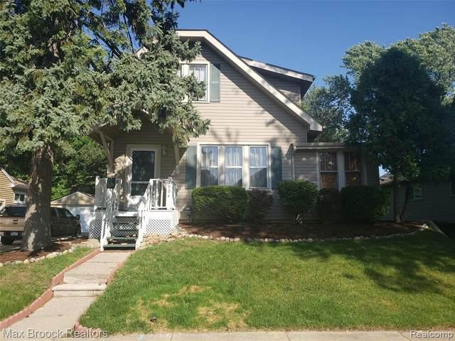 2994 Kipling Avenue, Berkley, MI 48072 (#2200072999) :: The BK Agency