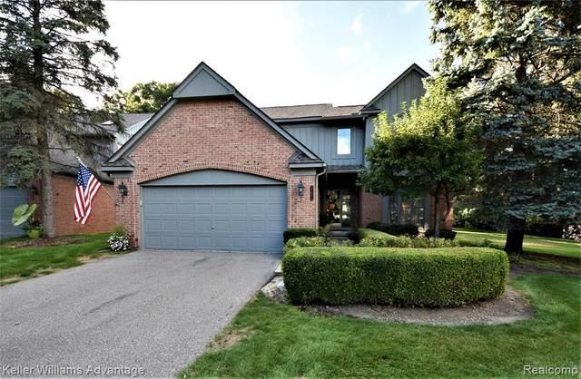 37684 Burton Drive, Farmington Hills, MI 48331 (#2200073169) :: GK Real Estate Team