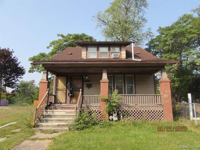 13969 Steel Street, Detroit, MI 48227 (#2200073561) :: RE/MAX Nexus