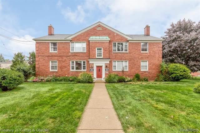 21730 Snow Avenue, Dearborn, MI 48124 (#2200073744) :: Novak & Associates