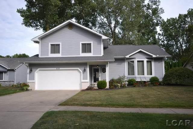 838 Scarlet Oak Drive, Monroe, MI 48162 (MLS #56050023000) :: The Toth Team