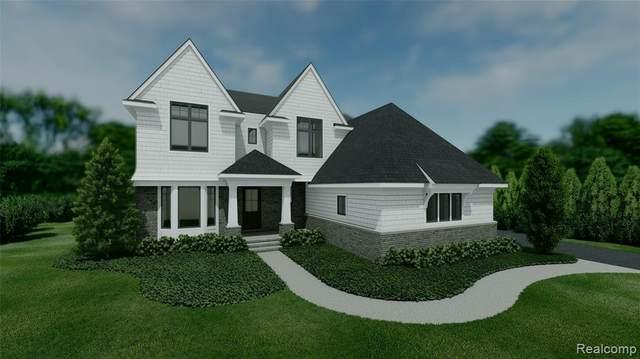 7301 Brookside Village Court, Bloomfield Twp, MI 48301 (#2200073849) :: GK Real Estate Team