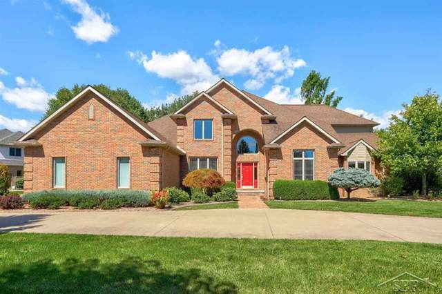 14 E Grove Ct, Thomas Twp, MI 48623 (#61050023021) :: Robert E Smith Realty
