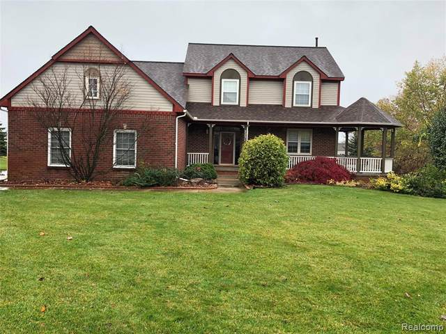 2231 Arciero Court, Hartland Twp, MI 48855 (#2200073910) :: Novak & Associates