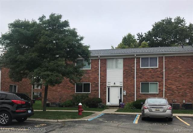 29448 Hoover Road #48, Warren, MI 48093 (#2200074003) :: The BK Agency